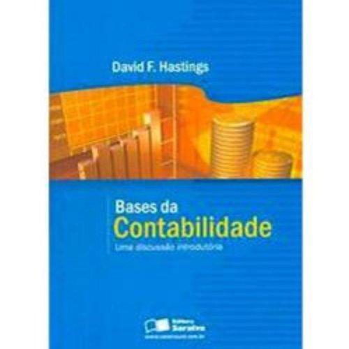 9788502064423: Bases Da Contabilidade - Uma Discussao Introdutoria
