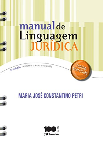 9788502081543: Manual de Linguagem Juridica
