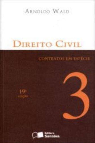 9788502085862: Direito Civil. Contratos em Espécie - Volume 3