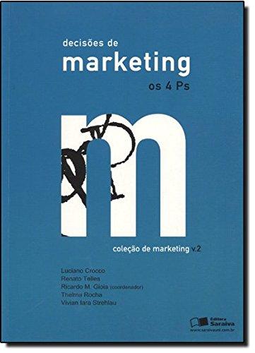 9788502098251: Decisões de Marketing. Os 4 Ps - Volume 2 (Em Portuguese do Brasil)