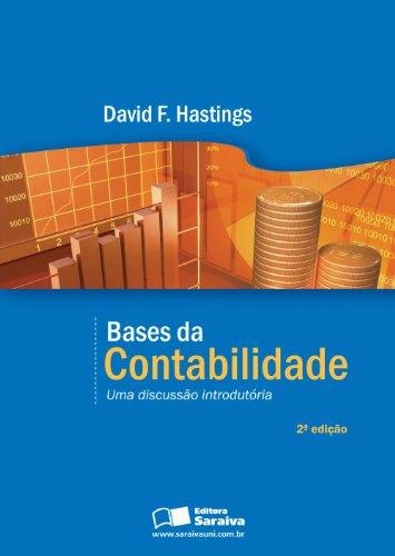 9788502100923: Bases da Contabilidade. Uma Discussão Introdutória (Em Portuguese do Brasil)