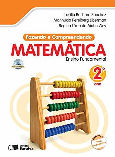 9788502101777: Fazendo e Compreendendo Matemática. 2º Ano (Em Portuguese do Brasil)