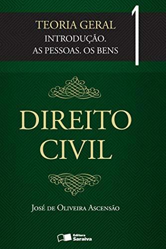 9788502102965: Direito Civil. Teoria Geral - Volume 1 (Em Portuguese do Brasil)