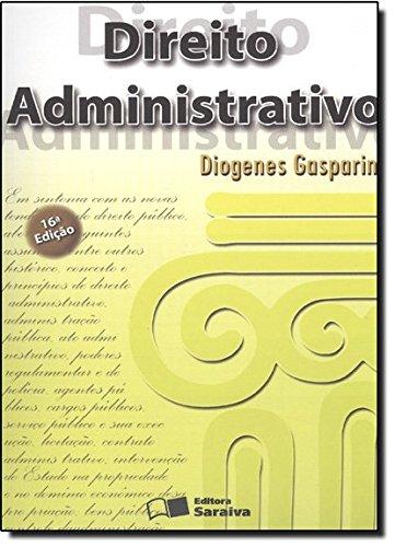 9788502110229: DIR ADMINISTRATIVO - 16 ED.
