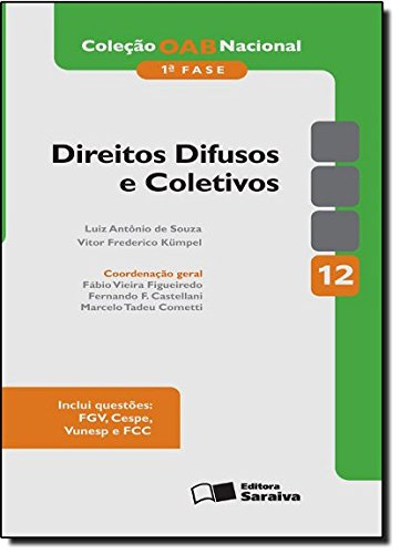 9788502159563: Direitos Difusos e Coletivos -