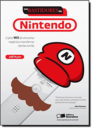 9788502163195: Nos Bastidores da Nintendo (Em Portuguese do Brasil)