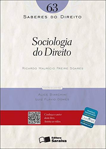 9788502171138: Sociologia do Direito - Vol. 63