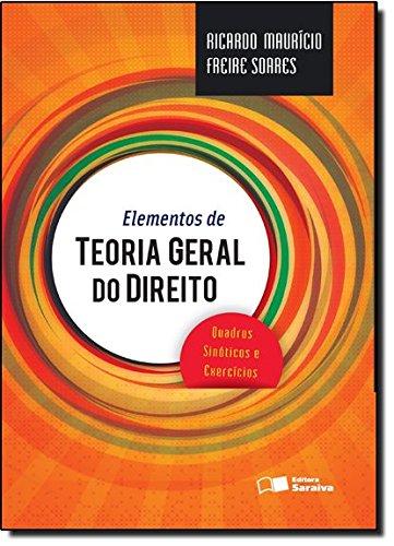 9788502175808: Elementos de Teoria Geral do Direito