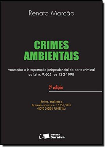 9788502182844: Crimes Ambientais (Em Portuguese do Brasil)