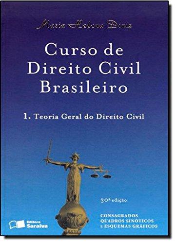 9788502189263: Curso de Direito Civil Brasileiro: Teoria Geral do Direito Civil - Vol.1