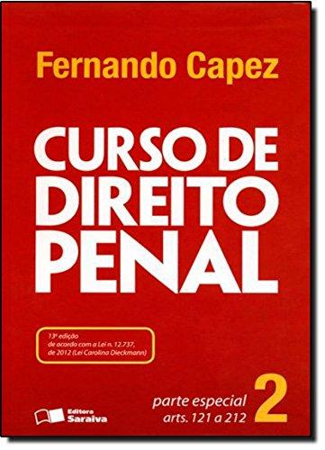 9788502196131: Curso De Direito Penal. Parte Especial - Volume 2 (Em Portuguese do Brasil)