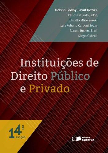 9788502220676: Instituições de Direito Público e Privado (Em Portuguese do Brasil)