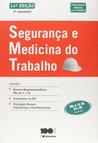 9788502226005: Segurança E Medicina Do Trabalho (Em Portuguese do Brasil)