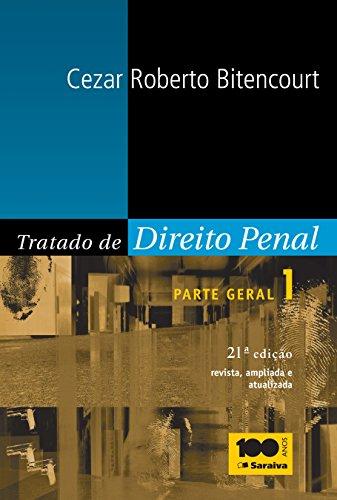 9788502618565: Tratado De Direito Penal. Parte Geral - Volume 1 (Em Portuguese do Brasil)
