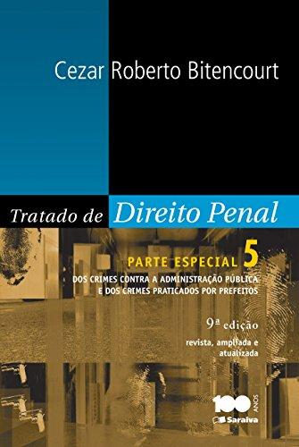 9788502620117: Tratado de Direito Penal: Parte Especial - Vol.5
