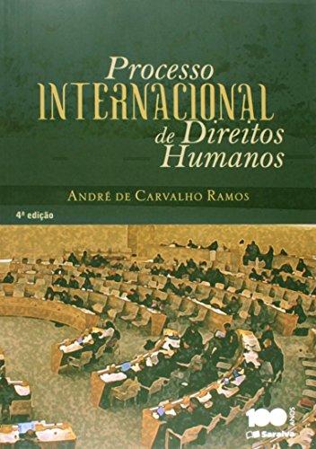 9788502620568: Processo Internacional de Direitos Humanos