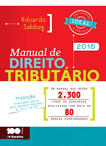 9788502620902: Manual de Direito Tributário (Em Portuguese do Brasil)