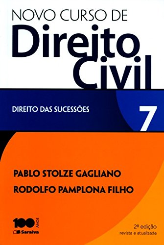 9788502623255: Novo Curso de Direito Civil: Direito Das Sucessoes - Vol.7
