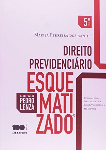 9788502624504: Direito Previdenciário - Coleção Esquematizado (Em Portuguese do Brasil)