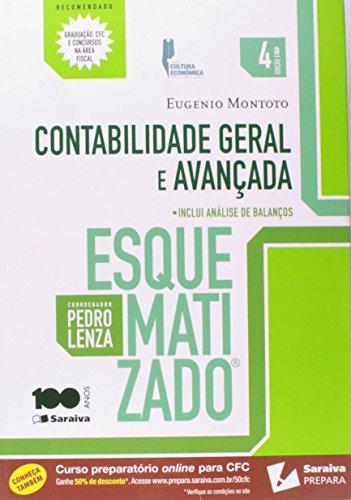 9788502627277: Contabilidade Geral e Avançada Esquematizado (Em Portuguese do Brasil)