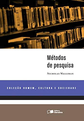 9788502629837: Metodos de Pesquisa - Colecao Homem, Cultura e Sociedade