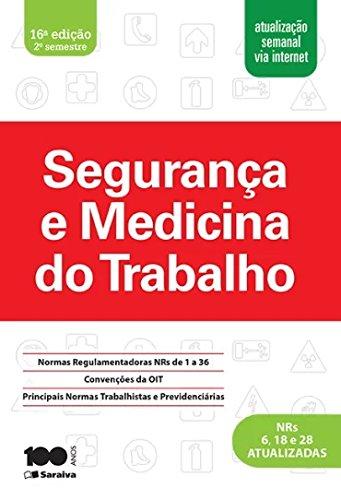 9788502631472: Segurança E Medicina Do Trabalho (Em Portuguese do Brasil)