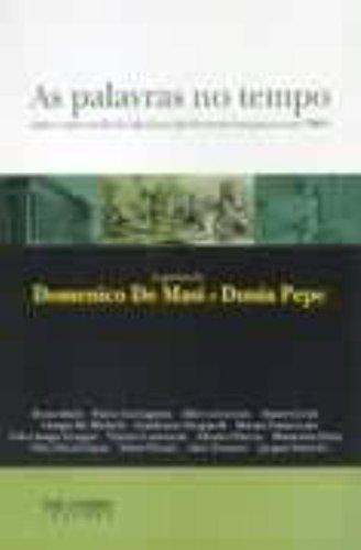 9788503007320: As Palavras No Tempo (Em Portuguese do Brasil)