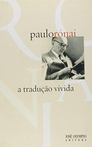 9788503011068: Traducao Vivida (Em Portugues do Brasil)