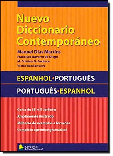 Nuevo Diccionario Contemporáneo: Espanhol-Português/Português-Espanhol: Manoel Dias Martins;
