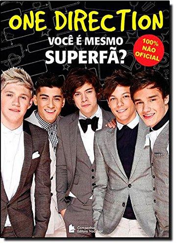 9788504018226: One Direction - Voce e Mesmo Super Fa (Em Portugues do Brasil)