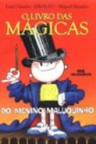 9788506032060: Livro das Mágicas do Menino Maluquinho, O