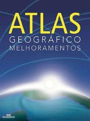 9788506035788: Atlas Geografico Melhoramentos (Em Portuguese do Brasil)