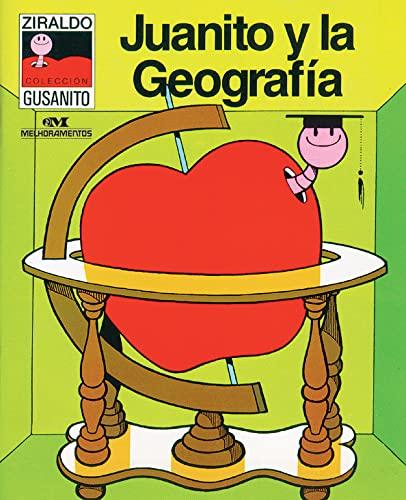 9788506036464: Juanito y la Geografia (Ziraldo Gusanito Coleccion)