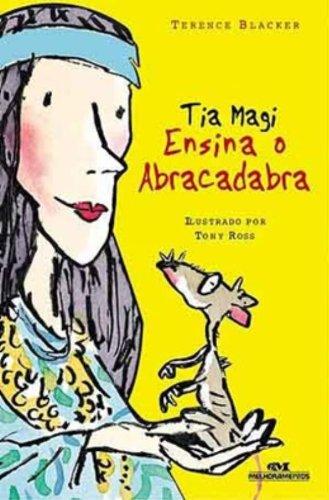 9788506037522: Tia Magi Ensina O Abracadabra (Em Portuguese do Brasil)