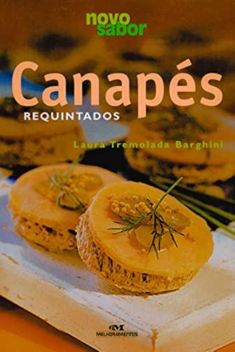 9788506039892: Canapés Requintados (Em Portuguese do Brasil)