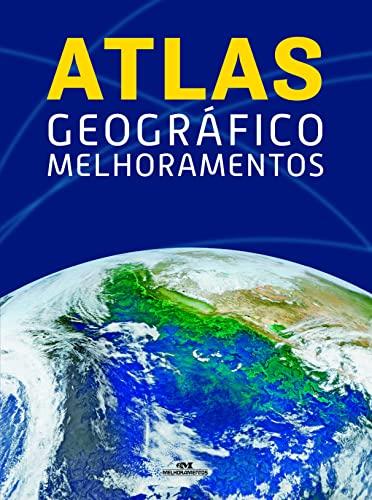 9788506082065: Atlas Geográfico Melhoramentos (Em Portugues do Brasil)