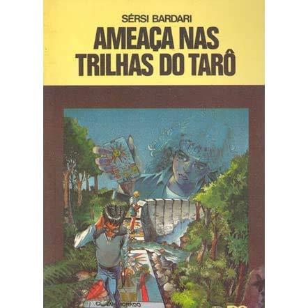 9788508040155: Ameaça Nas Trilhas Do Tarô (Em Portuguese do Brasil)