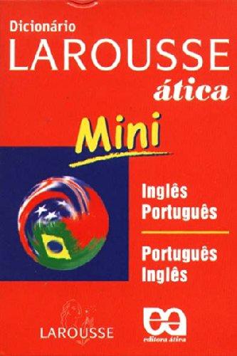 Dicionário Português-Inglês/Inglês-Português Larousse-�tica Mini: Vários Autores