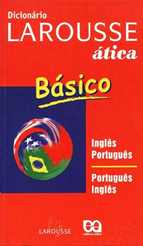 Dicionário Português-Inglês/Inglês-Português - Larousse-�tica Básico: Vários Autores