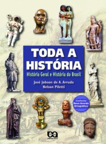 9788508113095: TODA A HISTORIA - HISTORIA GERAL E HISTORIA DO BRASIL - Ensino Medio