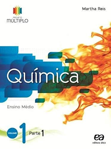 9788508166831: Quimica - Projeto Multiplo - Vol.1