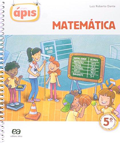 9788508167746: Matemática. 5º Ano