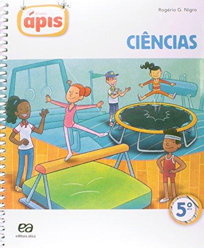 9788508168002: Ciências. 5º Ano - Coleção Projeto Ápis (Em Portuguese do Brasil)