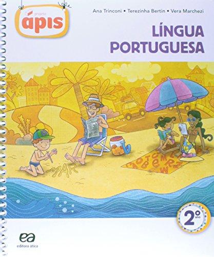9788508169184: Língua Portuguesa. 2º Ano - Série Projeto Ápis (Em Portuguese do Brasil)