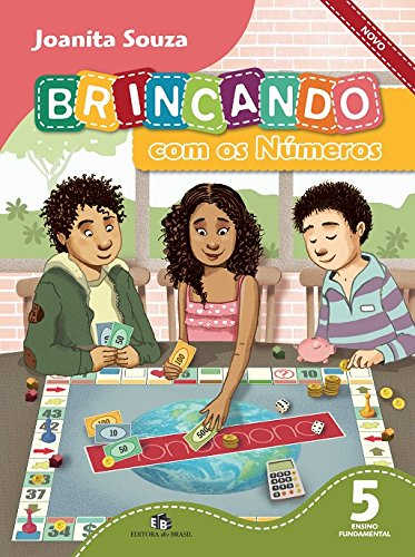 9788510052870: Brincando com os Números Novo. 5º Ano (Em Portuguese do Brasil)