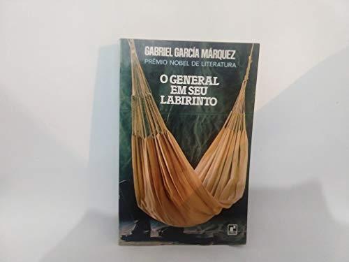 O General Em Seu Labirinto: Garcia Marquez, G