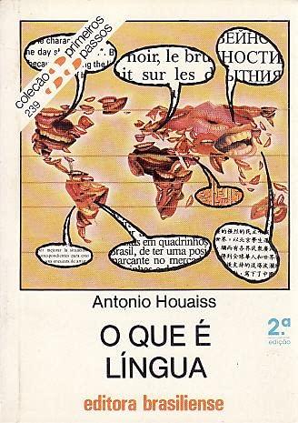 9788511012392: Que E Lingua (Em Portuguese do Brasil)
