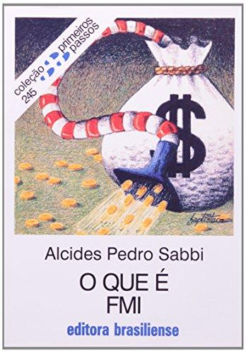 9788511012453: O Que é FMI
