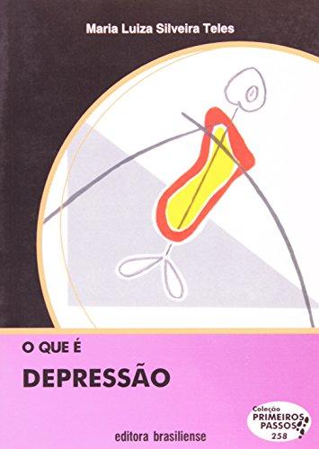 9788511012583: O Que é Depressão