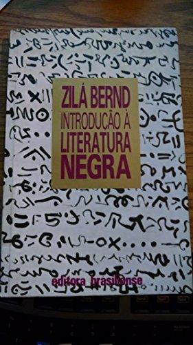 9788511181302: Introdução à literatura negra (Portuguese Edition)